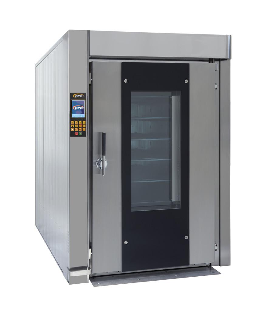 Thermische olie wagen ovens