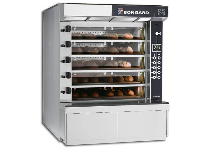 Cervap RS 5 etage oven.